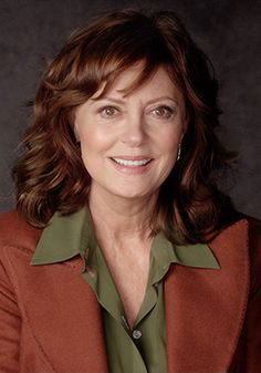 Dressing Your Truth, Susan Sarandon expresses a Type 3, rich dynamic woman