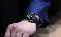 With today's launch of the Apple Watch Series Tim Cook and company added the sleek new Ceramic Edition, but quietly did away with the more ostentatious, solid gold version. Apple Watch Price, Technology Updates, Apple Watch Series 2, Apple Products, Cool Gadgets, Product Launch, Mens Fashion, Watches, Luxury