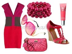 sportive pink