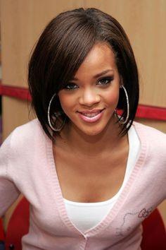 Medio Negro Peinado para las Mujeres //  #Medio #mujeres #Negro #para #Peinado