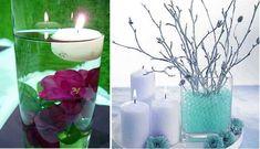Decoraciones Para Centro De Mesas | Decoración de bautizo: Miles de ideas para una fecha tan especial ...