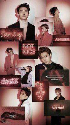 17 SEXIS wallpapers with the cutest guys Kpop Exo, Exo Kai, Exo Chanyeol, Exo Ot12, Kyungsoo, K Pop, Exo Lucky One, Exo Music, Rock Poster