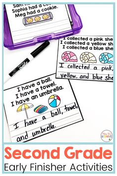 Give your students early finisher activities that are engaging and educational. These task cards are meant to be done independently to help free up your teacher time for those students who need assistance! Help students review language skills with these 2nd grade task cards. Early Finishers Activities, Collective Nouns, Root Words, Addition And Subtraction, Kindergarten Classroom, Your Teacher, Beehive, Guided Reading, Task Cards