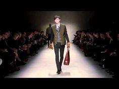 Full Show: Burberry Prorsum Menswear Autumn/Winter 2012
