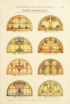 International art glass catalogue : art and bev...