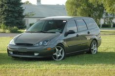 Station wagon Ford Focus from USA Ford Focus Wagon, Mk1, Station Wagon, Exotic Cars, Automobile, Vehicles, Motors, Nice, Board