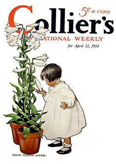 Jessie Willcox-Smith, Colliers 1914