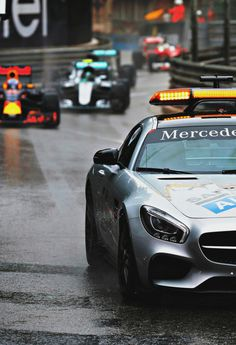 Safety Car l Monaco 2016