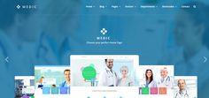 Medic - Medical, Health and Hospital Website