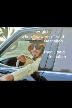 Hahaha Arabs