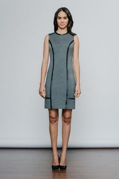 Of Mercer | Bowery Dress in Charcoal