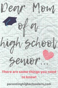 My senior is pulling away from me! Raising Teenagers, Parenting Teenagers, Good Parenting, Parenting Quotes, Parenting Hacks, In High School, High School Students, High School Seniors, College Students