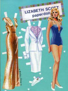 Magazine paper dolls - Maria Varga - Álbumes web de Picasa