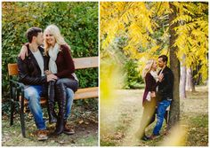 bridge, love, autumn, fall, couple, couplegoals, shooting, photography, leaves, froileincouture