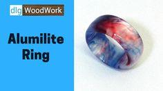 Alumilite Ring - Valentines Day Maker Challenge - YouTube