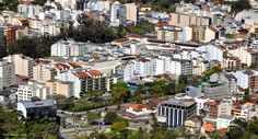 Vista Parcial de Nova Friburgo (foto de Osmar Castro)