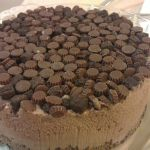Chocolate Ice Cream Cake!!  heck yeah this will be the second one I try...... like tomorrow:)