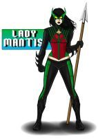Lady Mantis by TheAnarchangel