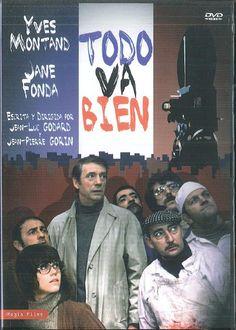 Todo va bien (1972) Dir Jean-Luc Godard e Jean-Pierre Gorin. Un matrimonio en crise nunha sociedade en crise, a Francia post-maio do 68, vese atrapado nunha fábrica xunto ao xefe da mesma con motivo dunha folga de traballadores. Conta a historia dunha folga nunha fábrica de embutidos presenciada por unha reporteira americana (Fonda) e o seu esposo, quen foi un director da Nova Onda do cine francés (Yves Montand), logrando un ataque ao consumismo capitalista e os inefectivos esquerdistas […]