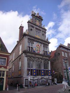 West Fries Museum, Hoorn, Noord-Holland.