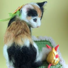 *NEEDLE FELT ART ~ by Robin Joy Andreae