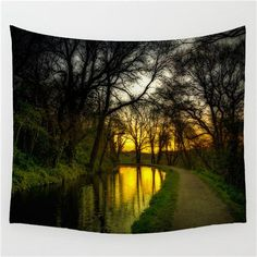 Forest Scenery Tapestry