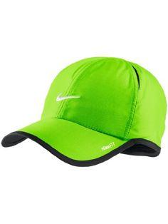 Nike Unisex Feather Light Adjustable Cap Lime Green 56ba64fdf9dd