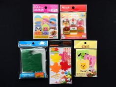 Products From Japan With Love: Baran - Japanese Bento Box Lunch Dividers - 5 Diff...