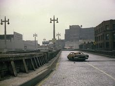 The West Side Highway, New York City, 1975.