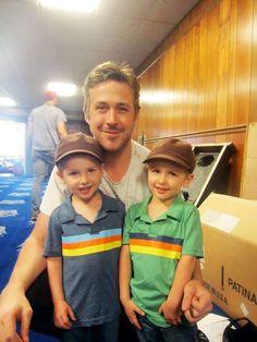 Ryan Gosling and Faith Wladyka Photos Photos: Jane ...