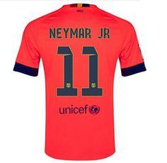 Neymar de Camiseta Del Barcelona Segunda 2014 2015 Fc Barcelona ba2969f5845ba
