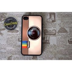 Coque iPhone 4 et 5 Instagram !