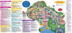 Orlando Florida Area Maps And Walt Disney World Map Pdf - scrapsofme. Disney Map, Disney World Map, Disney World Planning, Disney World Vacation, Disney World Resorts, Disney Vacations, Disney Trips, Disney Parks, Disney 2017