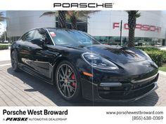2018 Used Porsche Panamera Turbo at Porsche West Broward Serving South Florida, Hollywood & Fort Lauderdale, FL, IID 17954795 Porsche Dealership, Porsche Service, Vehicle Tracking System, How To Clean Headlights, Adaptive Sports, Porsche Panamera Turbo, Used Porsche, Automotive Group, Sport Seats