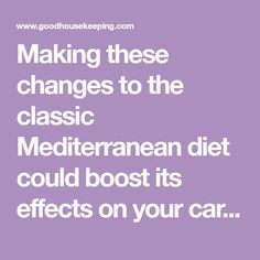 """Making these changes to the classic Mediterranean diet could boost its effects on your cardiovascular health. Here's how you can start the """"green"""" Med diet, and what you need to shop beforehand. Mediterranean Diet Pyramid, Fat Sources, Med Diet, What Can I Eat, Cardiovascular Health, Plant Based Protein, Lean Protein, Cholesterol Levels, New Green"""
