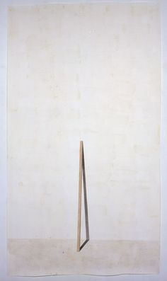 Toba Khedoori » Untitled (Stick)David Zwirner