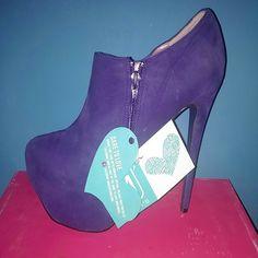 Blue Velvet Heels Blue Velvet Heels Maker's Shoes Heels