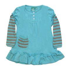 BABY STRIPY DRESS by TinaPaulFashion on Etsy, £18.50