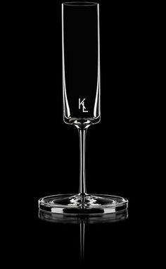 Karl Lagerfeld for Orrefors.