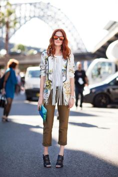 Taylor TOmasi Hill Style icon