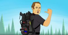 Animated Nic Cage Furiously Reviews Pokemon Go in Latest Game in 60 Seconds Bit - http://www.entertainmentbuddha.com/animated-nic-cage-furiously-reviews-pokemon-go-in-latest-game-in-60-seconds-bit/