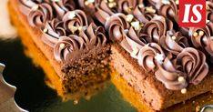 Tätä herkkua riittää isommallekin porukalle. Piece Of Cakes, Baileys, Food And Drink, Baking, Desserts, Recipes, Bread Making, Tailgate Desserts, Deserts