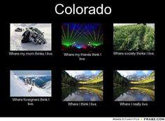 Colorado meme