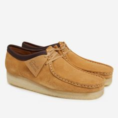 online store 65933 2d1ae Clarks Originals Wallabee Camel Suede   The Hip Store