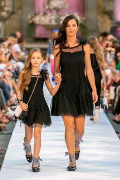 fac155ec63c967 MONNALISA SS 2018 (Pitti Bimbo 85) Mother Daughter Matching Outfits, Mother  Daughters,