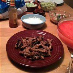 Taqueria Style Tacos - Carne Asada Allrecipes.com