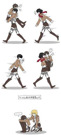 Poor Eren