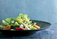 In the Kitchen: Winter Greek Salad   Food Coach NYC
