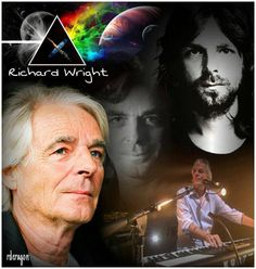 Richard Wright   Pink Floyd   May he rest in peace. #AwesomeMusician