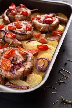 good italian recipes for dinner Italian Dinner Recipes, Sicilian Recipes, Best Italian Recipes, Italian Dishes, Favorite Recipes, Veal Recipes, Cooking Recipes, Risotto, Italy Food